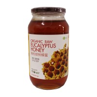 Organic Raw Eucalyptus Honey (1kg) 有机按树蜂蜜