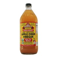 Apple Cider Vinegar(946ml) [Bragg]  苹果醋