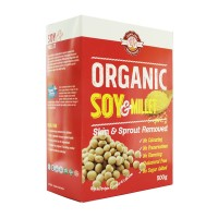 Organic Soy & Millet (500g)