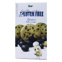 Healthy Cookies Gluten Free Blueberry Butter Cookies (240g) 30x8 packets