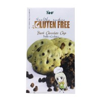 Healthy Cookies Gluten Free Dark Chocolate Chip Butter Cookies (240g)