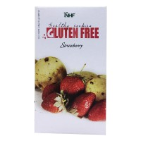 Healthy Cookies Gluten Free Strawberry (240g) 30x8 packets