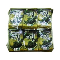 Korea Traditional Seaweed (4g x 12 pck)