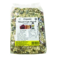 Organic Mixed Fruit Muesli (500g) 有机杂果麦果泥