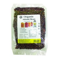 Organic Adzuki / Red Bean (500g) 红豆
