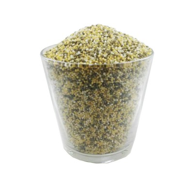 Organic Hulled Millet - Mix (500g) 有机混合小米